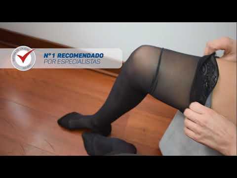 Glinsa Ortopedia - Medias con encaje