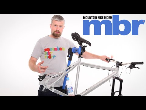 How to bleed Shimano mountain bike disc brakes