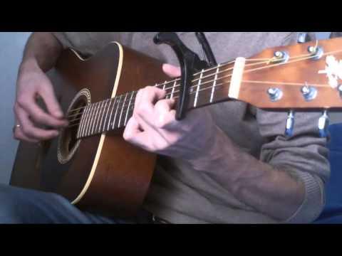 Je Vole - Louane Fingerstyle Guitar Cover