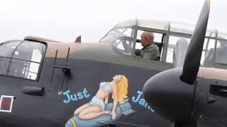 "Avro Lancaster ""Just Jane""  East Kirby  England  2018"