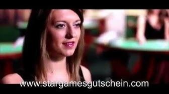 Stargames 10 € Gutschein