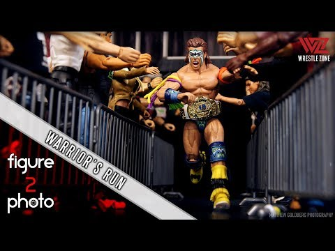 Figure 2 Photo: Ultimate Warrior's High-Octane Entrance