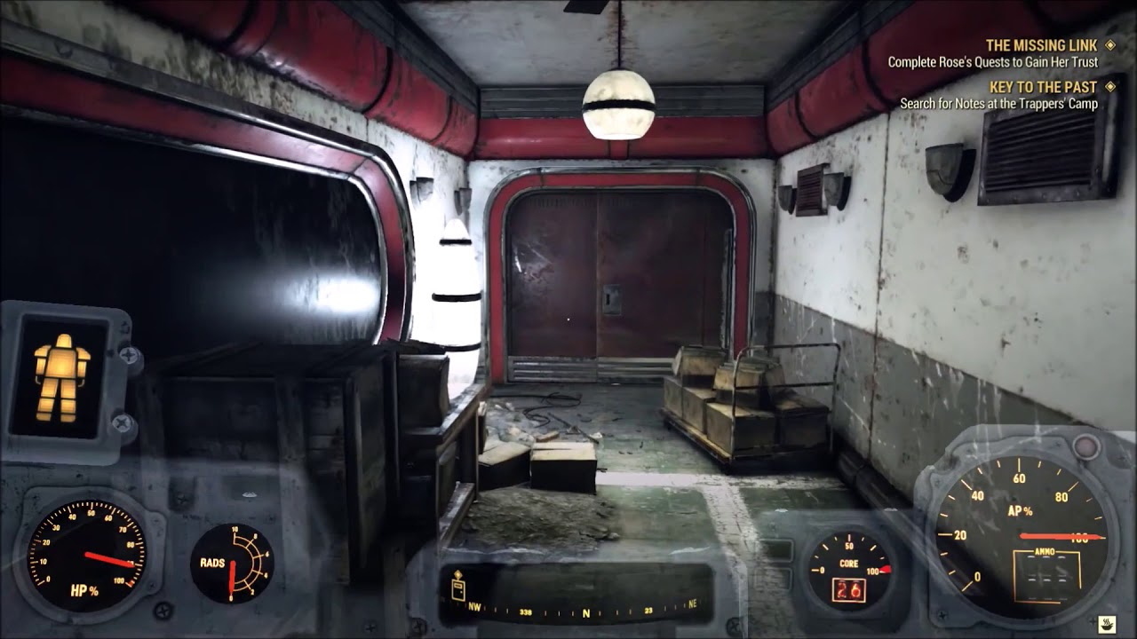 vTyoob - Fallout 76 Spring and Black Titanium Farming Location