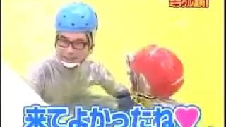 human tetris jap gameshow