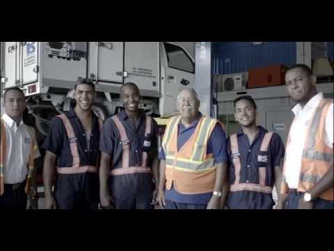 Video Corporativo Reefer  Services