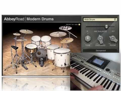 Abbey Road Modern Drummer Kontakt Library Download