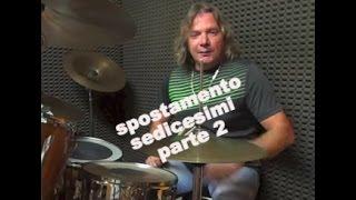 Luca Pagliari lezioni 2016 spostamento di sedicesimi parte 2