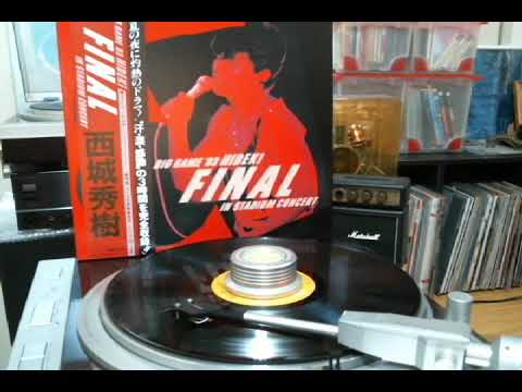 西城秀樹  C3 「Endless Harmony」 from BIG GAME'83 HIDEKI FINAL IN STADIUM CONCERT