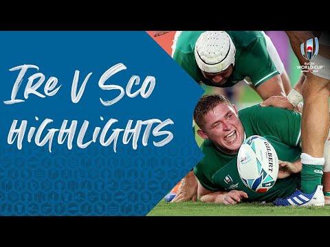 HIGHLIGHTS: Ireland 27-3 Scotland - Rugby World Cup 2019