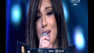 دينا عادل واغنيه مالي طب وانا مالي ستار اكاديمي 11