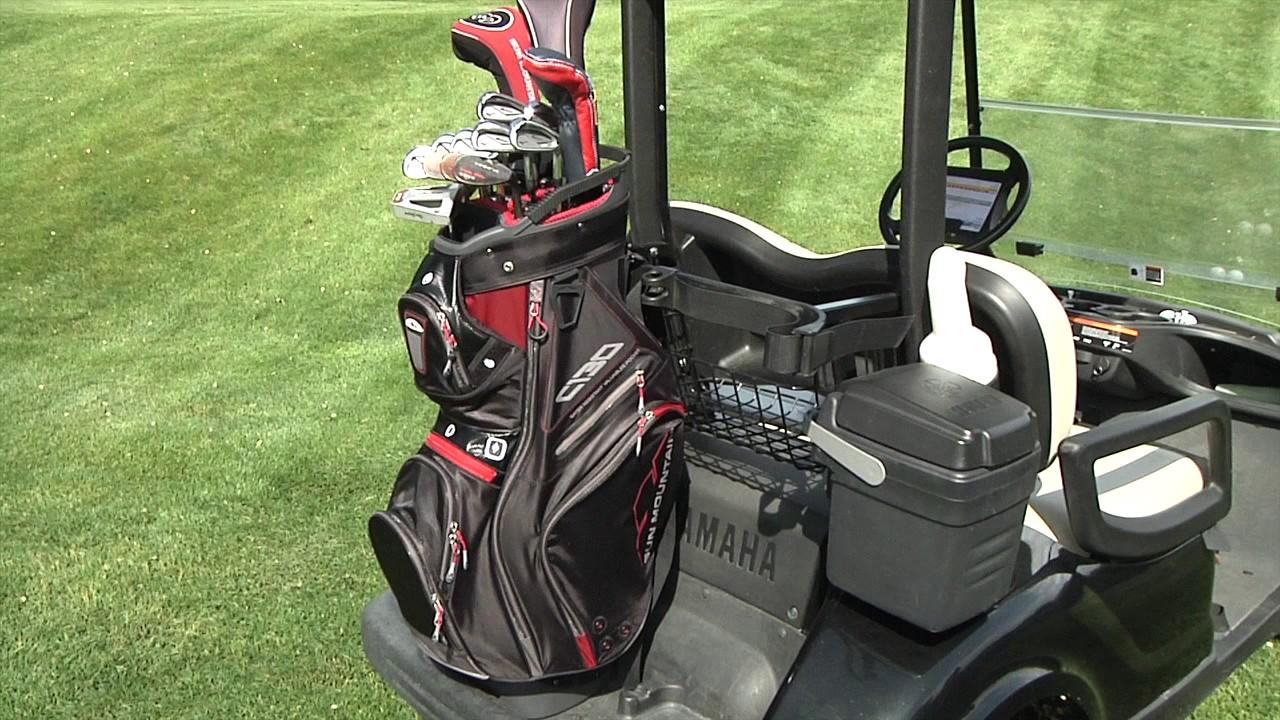 Sun Mountain 2017 C 130 Golf Cart Bag Youtube