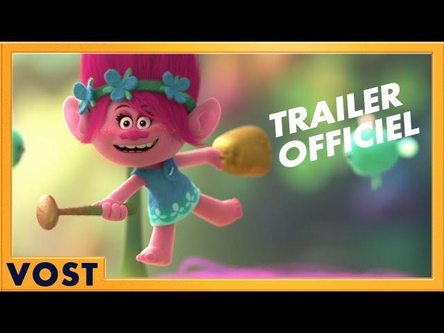 Les Trolls - Bande annonce finale [Officielle] VOST HD