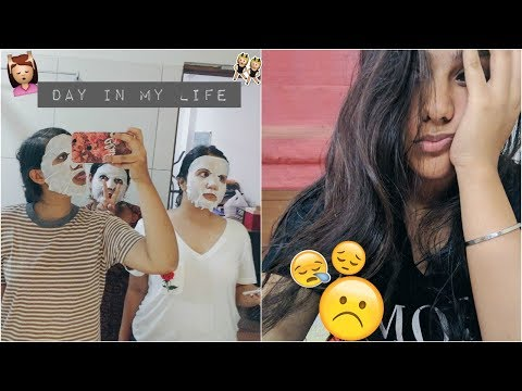 The Time We Put Sheet Masks, Dance, Remove My Tan & Do a Lil Real Talk | Arushi Vlogs