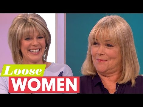 Sex For Over 50s Chat Leaves The Studio In Hysterics! | Loose Women