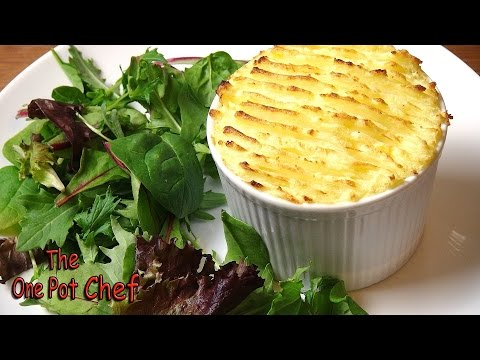 Mini Cottage Pies | One Pot Chef