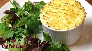 Mini Cottage Pies - Recipe