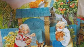 Книжки-панорамки от издательства Росмэн. Часть 1