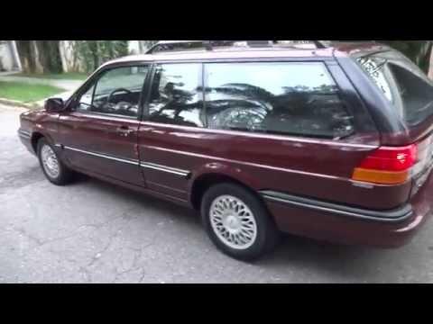 """video da """"nova"""" Ford Versailles Royale 2.0i Ghia 1994 da coleção"""