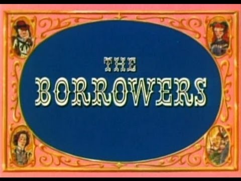 LOS INQUILINOS (THE BORROWERS, 1973, Full Movie, Spanish, Cinetel)