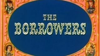 LOS INQUILINOS (THE BORROWERS, 1973, Full movie, Spanish, Cinetel)