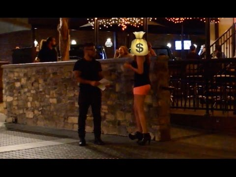 GOLD DIGGER PRANK PART 13!!! Gold Digger Quits Job!!!!