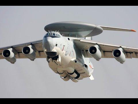 MÁY BAY CẢNH BÁO SỚM KHÔNG THỂ THIẾU TRONG CHIẾN TRANH  Airbone Warning and Control System - AWACS