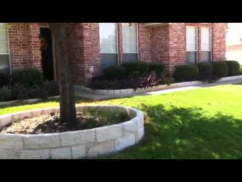 817 759 0102 Fort Worth Arlington Tx Landscape Company Stone Border Edge Work