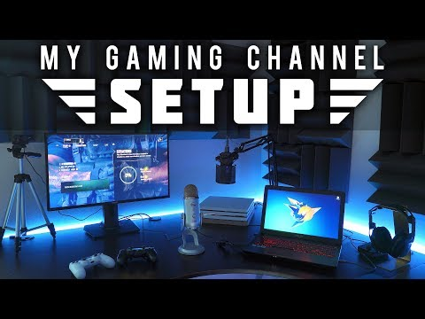 Start Your Console Gaming Channel Setup | Everything You Need