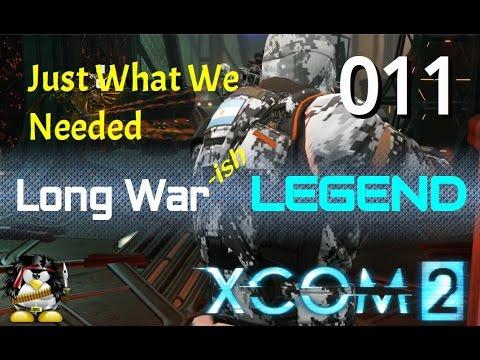XCOM 2 Kinda Long War Legend 011 - Landed UFO