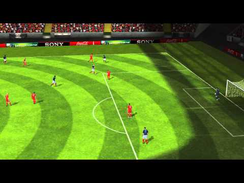 FIFA 14 Android - Suisse VS France