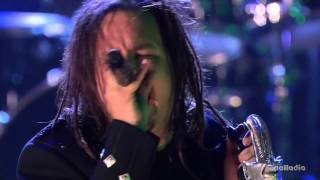 KoRn - Throw Me Away (Boost Mobile RockCorps 2007) HD