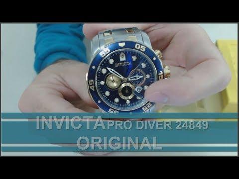 aaa0a719064 INVICTA Pro Diver 24849 ORIGINAL