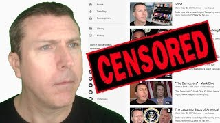 It's Official - YouTube Hates Me