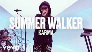 summer-walker-karma-live-vevo-dscvr