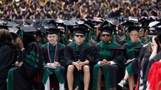 Cancelling conservative commencement speakers bad for students?