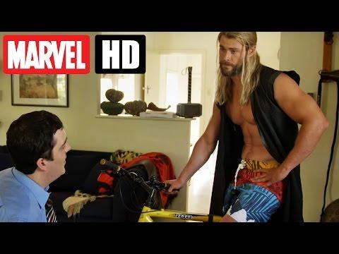 Team Thor: Teil 2 - Doctor Strange Bonus Material | Marvel HD
