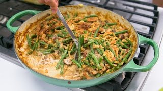 Recipe Rehab Tv, Season 1 How-to: Laura Vitale's Green Bean Casserole Recipe