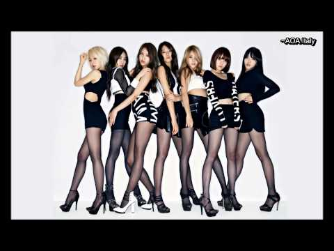 [AoA Italy] Gonna Get Your Heart (Intro) - Sub Ita