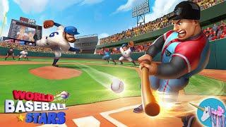 World BaseBall Stars gameplay screenshot 4
