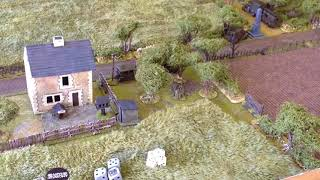 A Try Out of Chain of Command at Too Fat Lardies, Lard Island HQ. Lucky me!!!