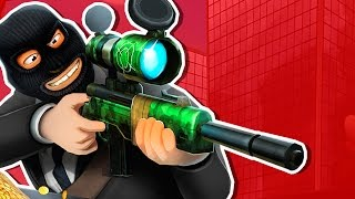 Snipers vs Thieves - Android HD Gameplay Video