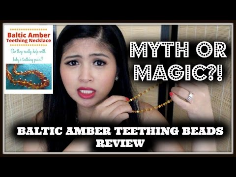 Review Baltic Amber Teething Beads