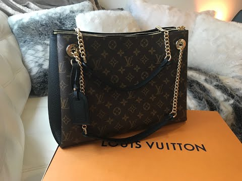 97e2cb81bc Louis Vuitton Surene MM Review - YouTube