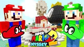 Minecraft | Super Mario Series | Super Mario Odyssey 2! [334]