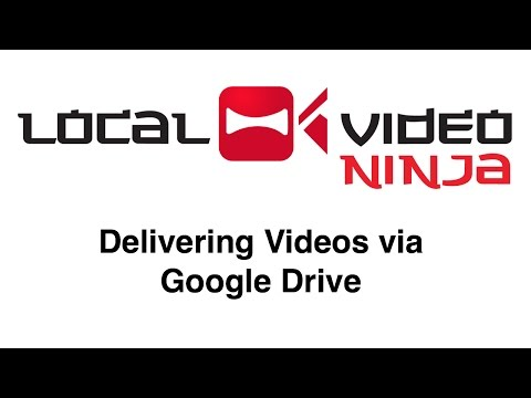How to Deliver Videos & Other Files Using Google Drive