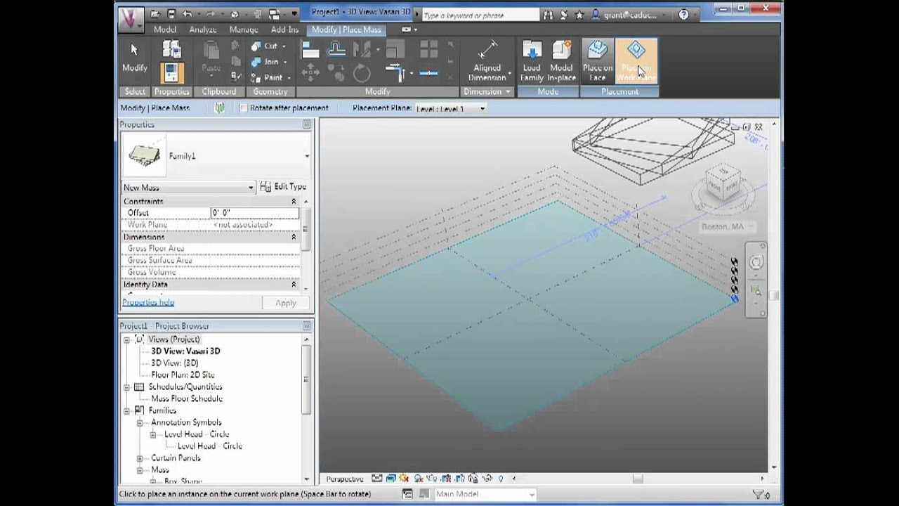 Convert Revit To Sketchup Youtube