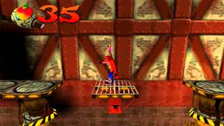 Crash Bandicoot 1 - Heavy Machinery [Pre-Console Version]