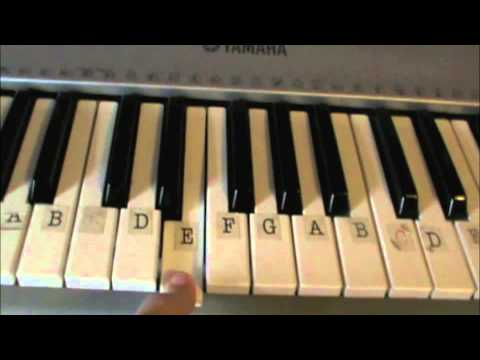 Harry Potter Theme Song Piano Tutorial