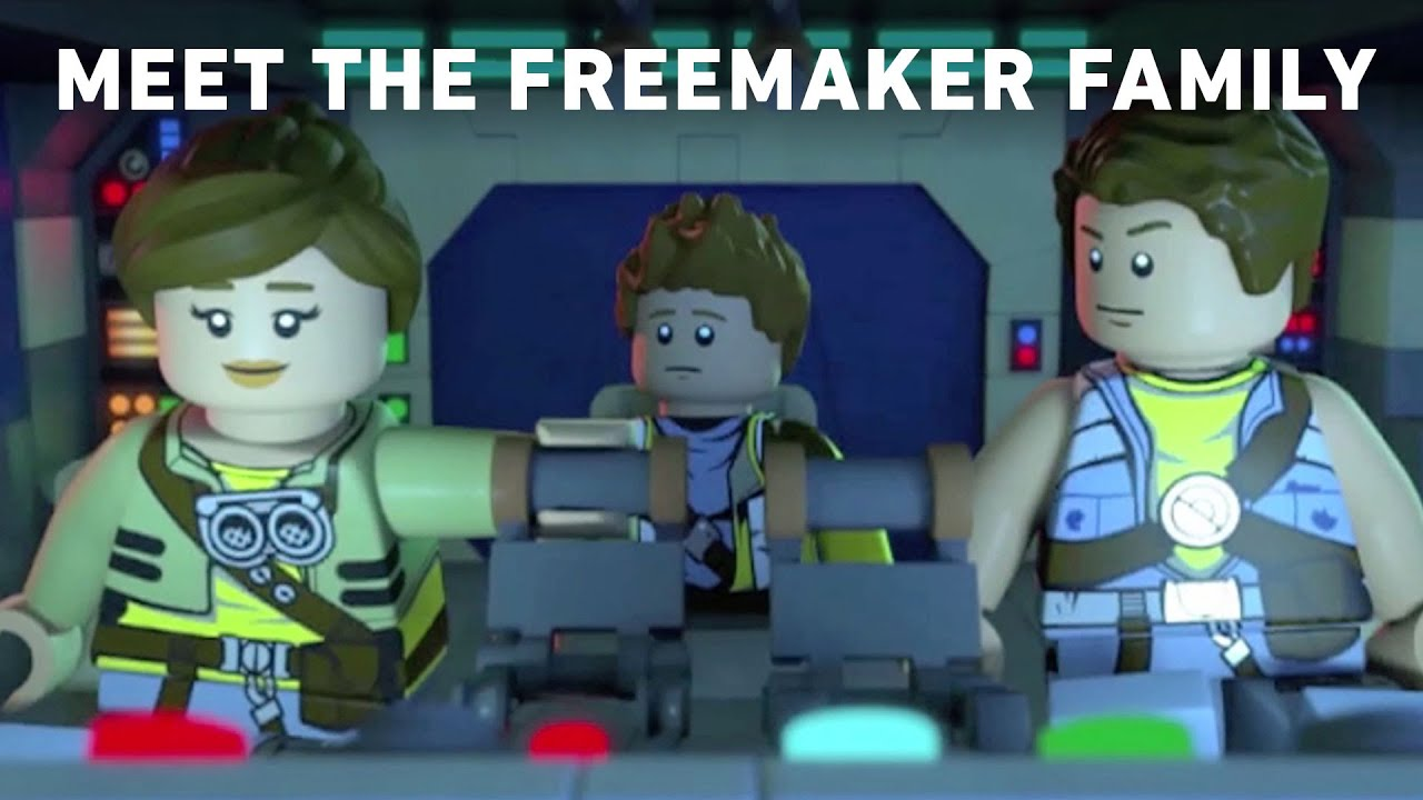 meet the freemaker family lego star wars the freemaker. Black Bedroom Furniture Sets. Home Design Ideas