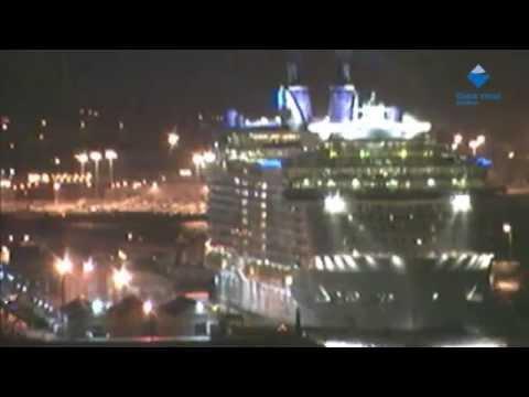 """LLegada del """"Oasis of the Seas"""", llega a Vigo"""